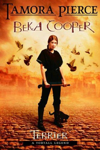 Beka Cooper: Terrier by Caroline Sutton