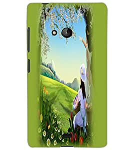 MICROSOFT LUMIA 540 FRIENDS Back Cover by PRINTSWAG
