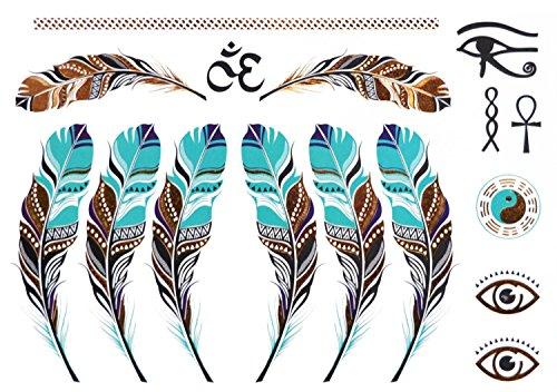 Ankh tattoo for Eye of horus temporary tattoo