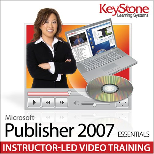 Microsoft Publisher 2007 Essentials Instructor-based Video Training