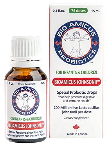 BioAmicus Johnsonii - 1