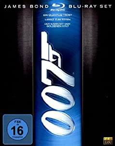 James Bond Collection [Blu-ray] [Collector's Edition]
