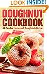 Doughnut Cookbook: 30 Popular Homemad...