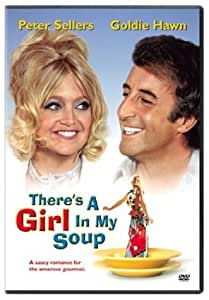 There's A Girl In My Soup (Widescreen) (Sous-titres français)