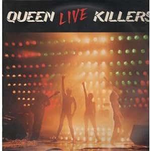 live killers vinyl by queen music. Black Bedroom Furniture Sets. Home Design Ideas