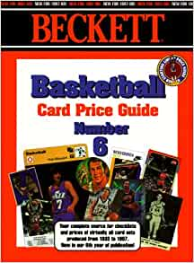 online basketball card price guide
