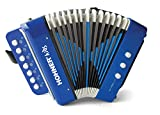 Hohner Akkordeon Blau