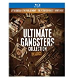 Ultimate Gangsters Collection (Classics) (Little Caesar / Public Enemy / The Petrified Forest / White Heat) [Blu-ray]
