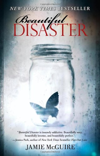 Cover of Beautiful Disaster: A Novel