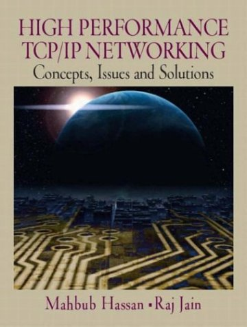 High Performance TCP/IP Networking