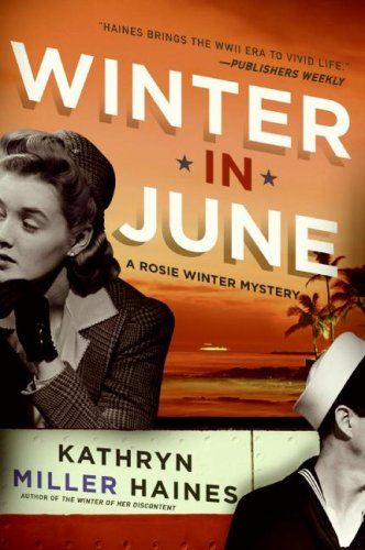 Winter in June: A Rosie Winter Mystery