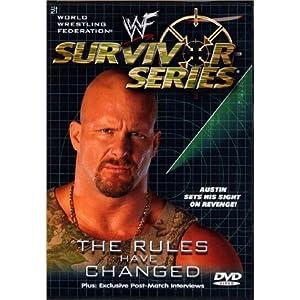 WWF: Survivor Series 2000 movie