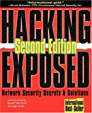 img - for Hacking Exposed: Network Security Secrets & Solutions, Second Edition (Hacking Exposed) book / textbook / text book