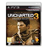 Uncharted 3 Drake's Deception: Game of the Year (PS3)by Sony