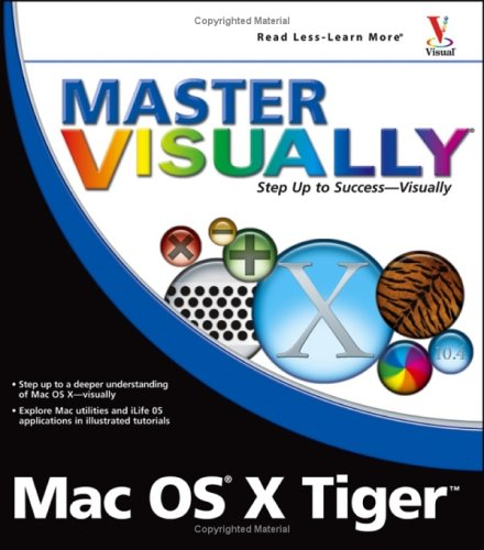 Master VISUALLY Mac OS X Tiger