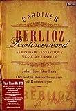 JOHN ELIOT GARDINER - BERLIOZ REDISCOVERED-DVD
