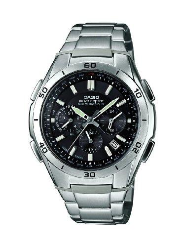 [CASIO] CASIO watch WAVECEPTOR world 6 stations radio solar watch WVQ-M 410DE-1 A2JF mens