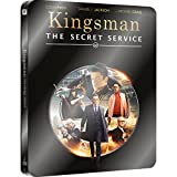 Image de kingsman - secret service (steelbook limited edition) (blu ray)