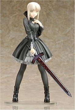 Fate/hollow ataraxia 黒セイバー ドレスVer.  ( 1/8スケール PVC塗装済み完成品 )