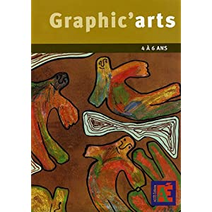 Graphic'arts 4 à 6 ans