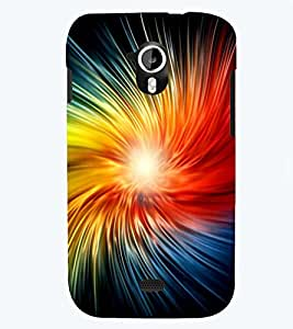 PRINTSWAG PATTERN Designer Back Cover Case for MICROMAX A116 CANVAS HD