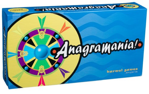 Anagramania Intermediate Edition Board Game