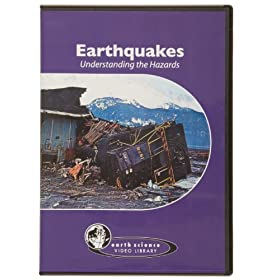 American Educational Earthquakes Understanding The Hazards DVD