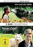 DVD Cover 'Kim und die Wölfe / Aaron und der Wolf [2 DVDs]