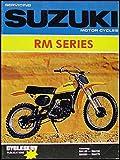 Suzuki RM Series Repair Shop Manual Cycleserv RM100, RM125, RM250, RM370 (0868890049) by Suzuki