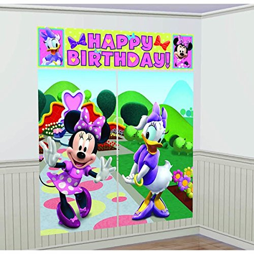 Disney Birthday Scene Setter Mickey Theme