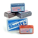 Shortys Curb Candy 4 Piece Stash Skateboard / Inline / Scooter Wax Pack
