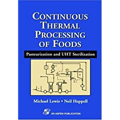 Continuous Thermal Processing of Foods: Pasteurization and UHT Sterilization  Food Engineering Series  [Import] available at Amazon for Rs.15839