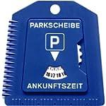 Alpin 60790 Eiskratzer mit Parkscheibe