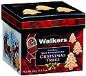 ウォーカー ミニクリスマスツリーショートブレッドBOX #1547 100g