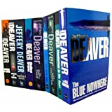 Jeffery Deaver Collection 9 Books Set RRP �71.91 (Lincoln Rhyme) (Manhattan Is My Beat, Death of a Blue Movie Star, The Blue Nowhere, A Maiden's Grave, The Bone Collector, The Empty Chair, Shallow Graves, Speaking in rongues, Mistress of Justice)by Jeffery Deaver