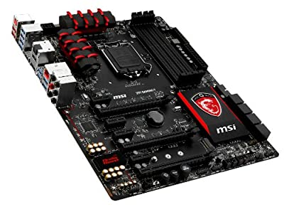 MSI ATX DDR3 2600 LGA 1150 Motherboards Z97 GAMING 7