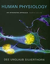Human Physiology An Integrated Approach by Dee Unglaub Silverthorn