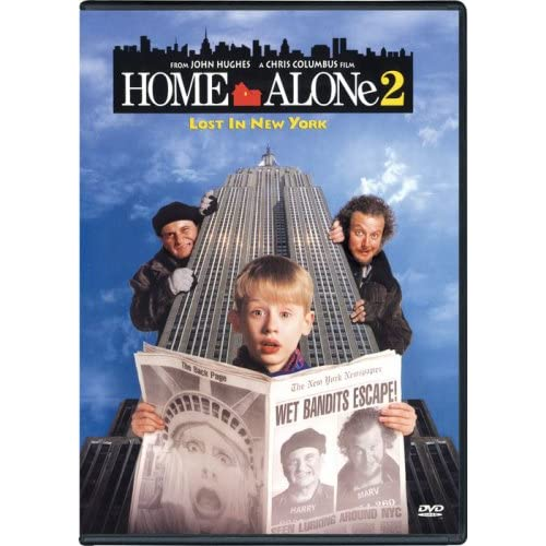 """Home Alone 2: Lost In New York"" Talkback (Spoilers"