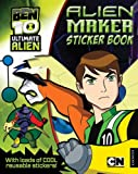 ISBN: 1405262524 - Ben 10 Make Your Own Alien Sticker Activity Book (Ben 10 Ultimate Alien)