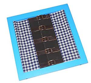 KIDO Toys Kido Montessori Materials Buttoning Frames Buckles