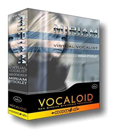 Vocaloid MIRIAM [Japan Import]