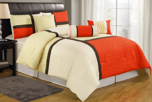 Contemporary King Size Beds 6711 front