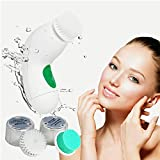 Clensure RC Professional Skin Care Rotating Facial Cleansing Brush Sponge System