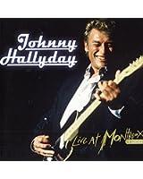 Johnny hallyday/live at Montreux 1988