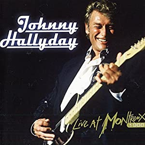 Johnny hallyday/live at Montreux 1988