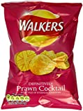 Walker Prawn Cocktail 32.5 g (Pack of 48)