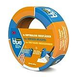 Scotch Blue 80EU3650 Malerabdeckband  optimale Klebkraft auf empfindlichen Oberflächen