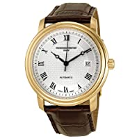 Frederique Constant Men's FC-303MC4P5 Classics Automatic Silver Roman Numerals Dial Watch by Frederique Constant