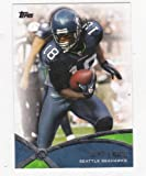 Sidney Rice Seattle Seahawks (Football Card) 2012 Topps Prolific Playmakers #PPSR at Amazon.com