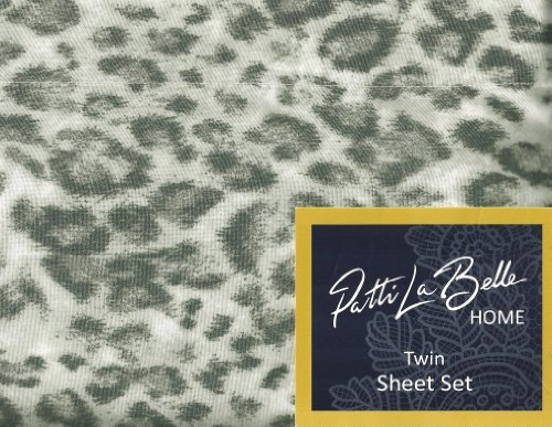 Leopard Bedding Twin front-1049177